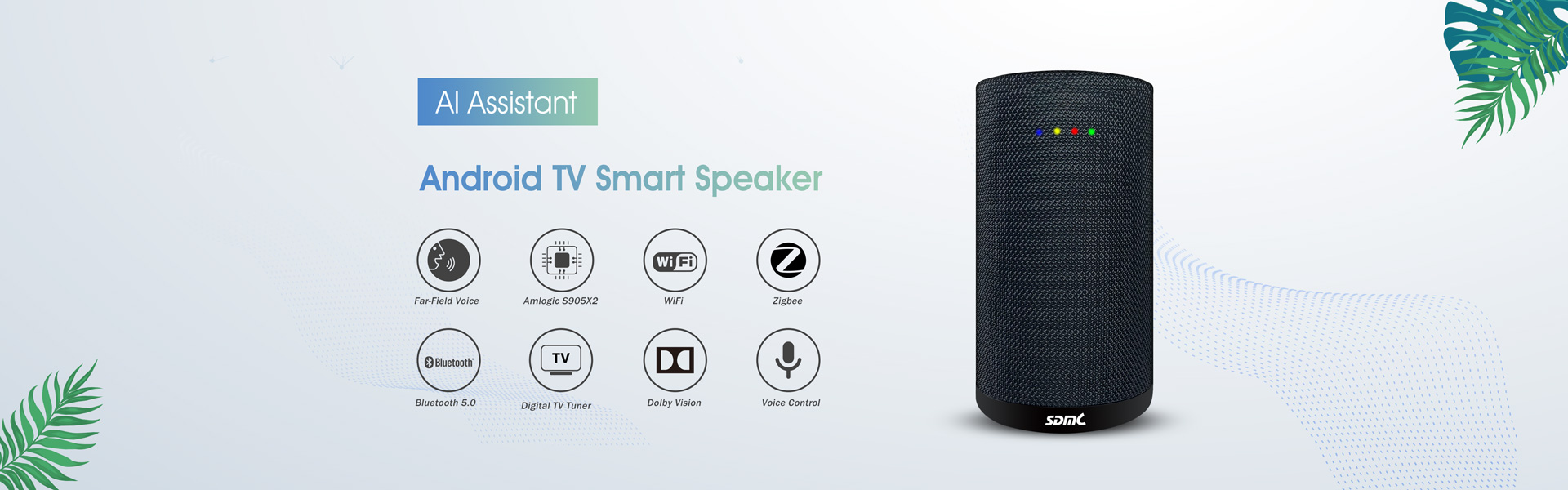 android tv box,wifi mesh router,smart speaker,Shenzhen SDMC Technology Co.,Ltd